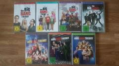 Big Bang Theory Staffel 1-4