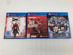 3 PSP Spiele